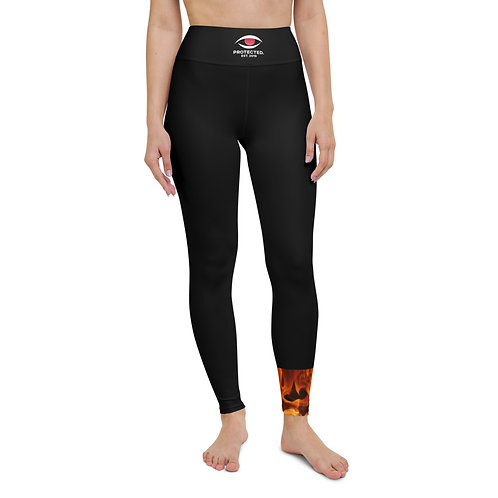 Protected. Fiyah Collection Yoga Leggings