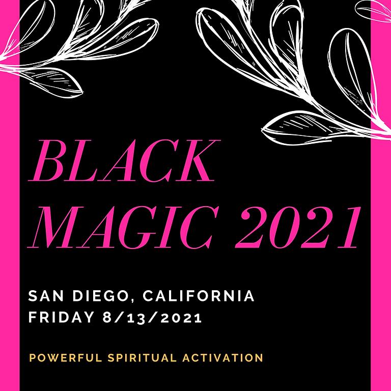 Black Magic 2021 San Diego