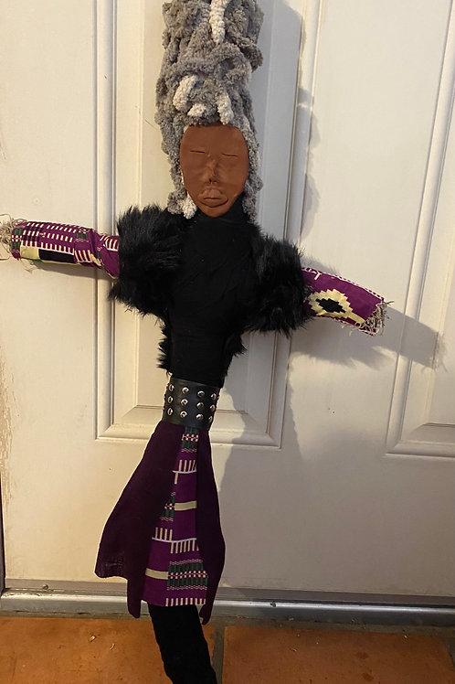Protected. Ancestor Doll (Purple)