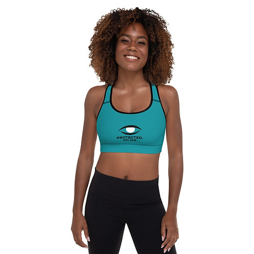 Protected. Padded Sports Top