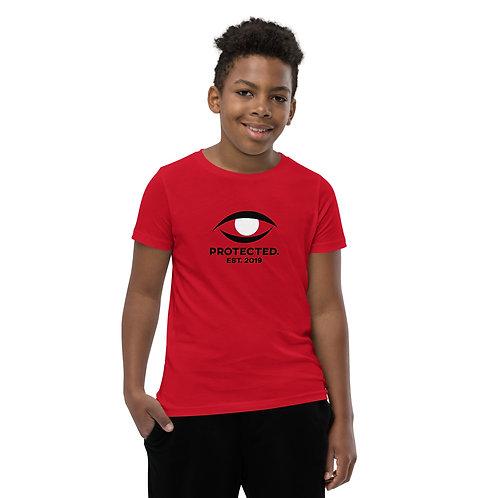 Protected. Kids Short Sleeve T-Shirt