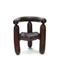 Blowing Series - Brown Chair