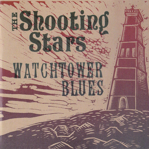 Watchtower Blues - 3 track CD