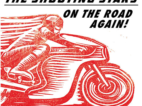 On The Road Again - 5 track CD