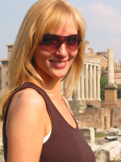 Juli - Roman Forum