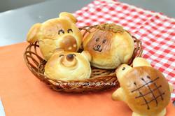 animal bread