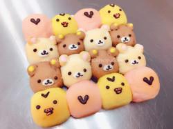 Bear N Duckie 甜軟手撕麵包