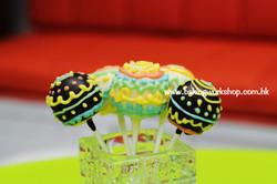 Cakepops 復活蛋cakepops