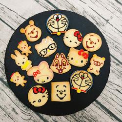 Simple icing cookies 2