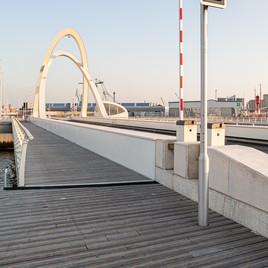 Pont Tournant - Le Havre