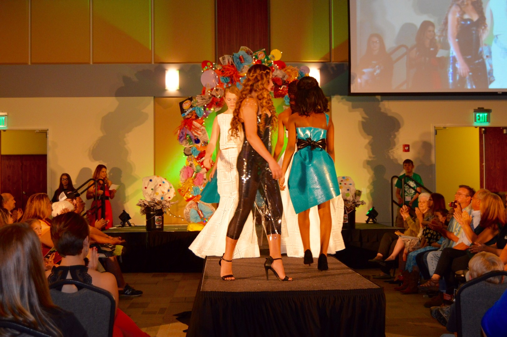MEROCKI® Recyclable Couture Designs
