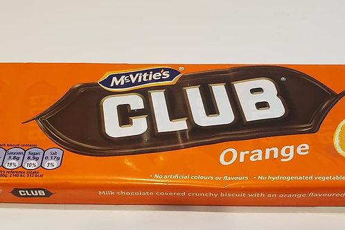 Orange Club Chololate Bars