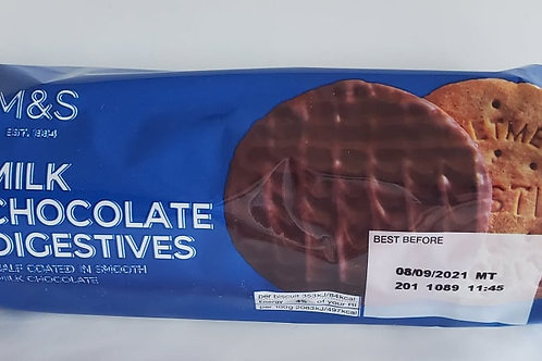 Marks and Spencer Chocolate Digestive