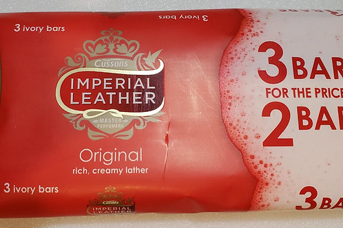 Imperial Leather Soap 3pk