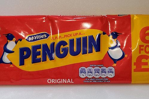 Penguin Bars  6pk