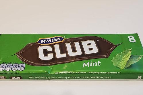 Mint Club Chocolate Bars