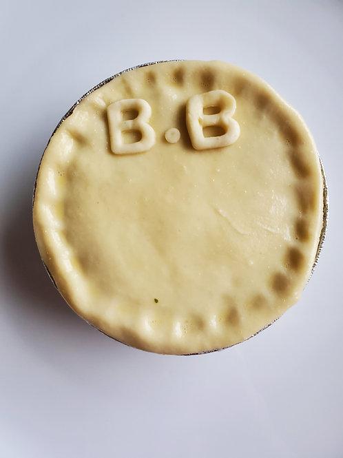 Beef Balti Pie