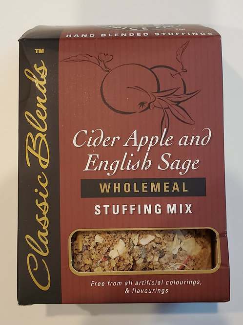 Cider Apple and English Sage Stuffing Mix