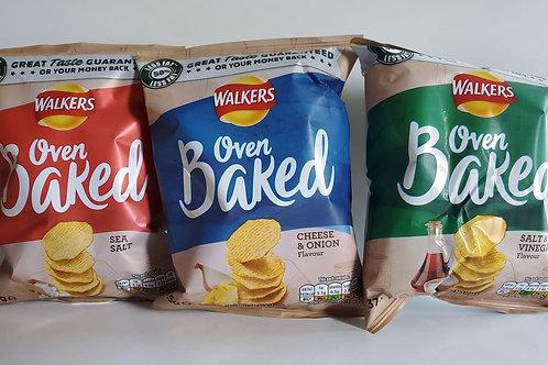 Walkers Baked Crisps