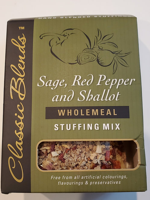 Sage, Red Pepper and Shallot Stuffing Mix