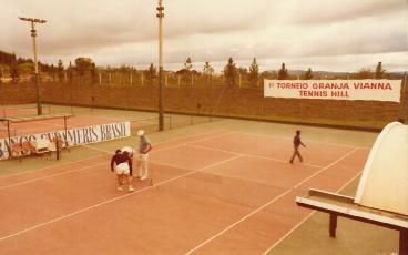 Tennis Hill Granja Viana