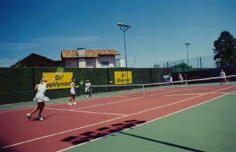Quadra de Tenis Granja Viana