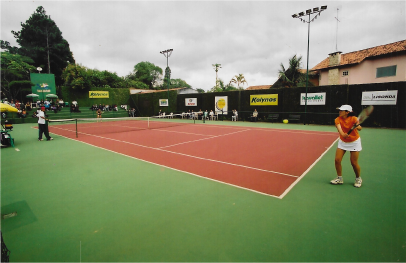 Tenis Granja Viana