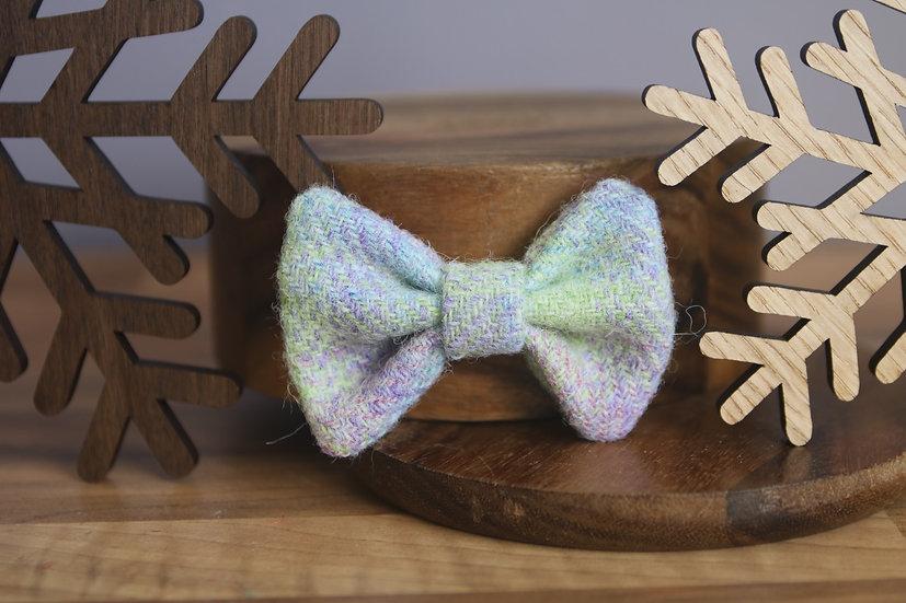 The Glendale Harris Tweed Bow