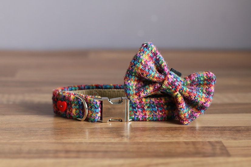 Small The Bejewelled Collar and Bow