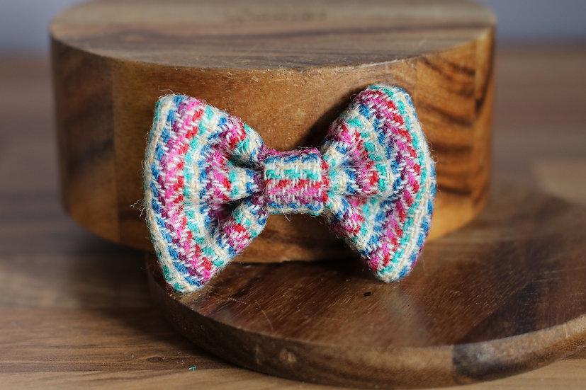 The Wonder Harris Tweed Bow