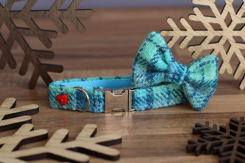 Small The Aspen Collar and Bow
