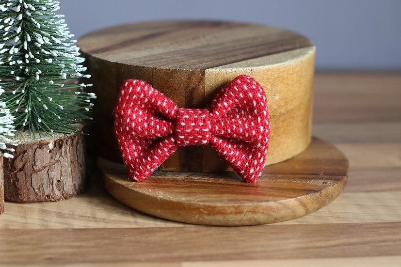 The Rudolph Harris Tweed Bow