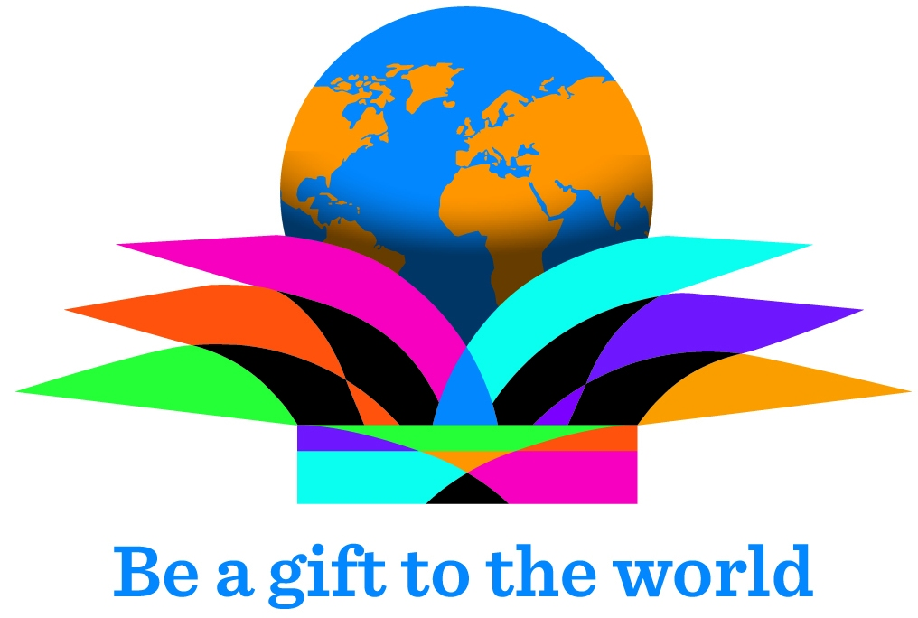 Be a gift to the world