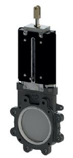Plattenschieber Typ BP Locker Standard