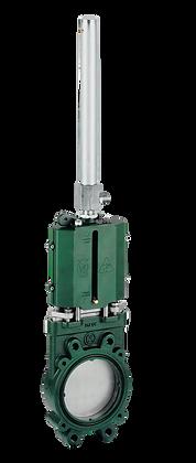 MZ-Plattenschieber hydraulisch