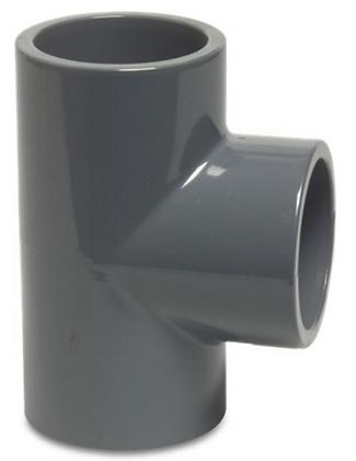 PVC-U T-Stück