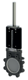 Plattenschieber Typ BP Locker Hydraulik