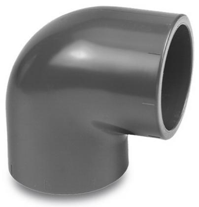 PVC-U Winkel 90°