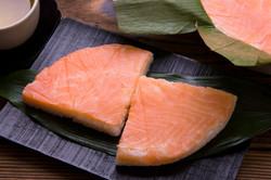 金龍の鱒寿司