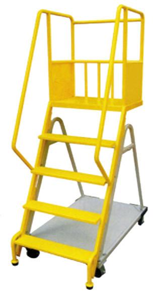5 Step Platform Ladder