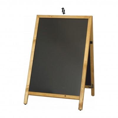 Freestanding Chalk Board A-board