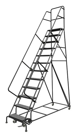 2.7m Platform Ladder