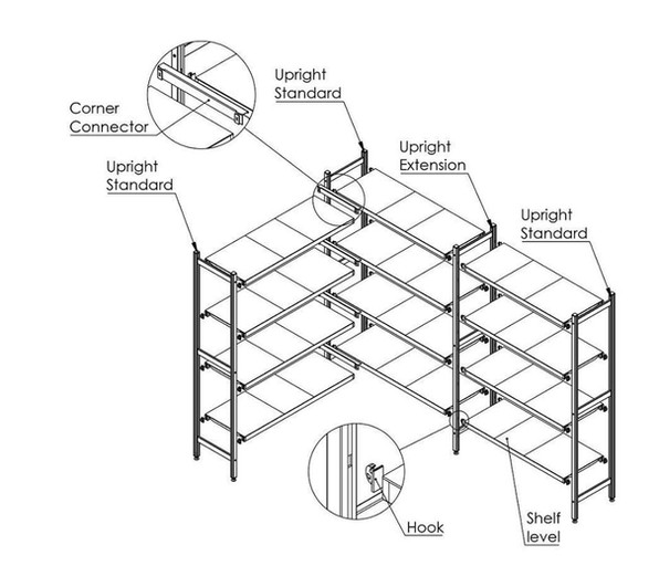 Shelving Infographic