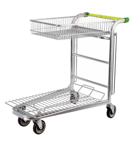Warehouse trolley