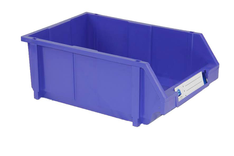 Blue Stack Bins