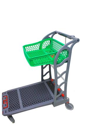 Stylish Warehouse Trolley