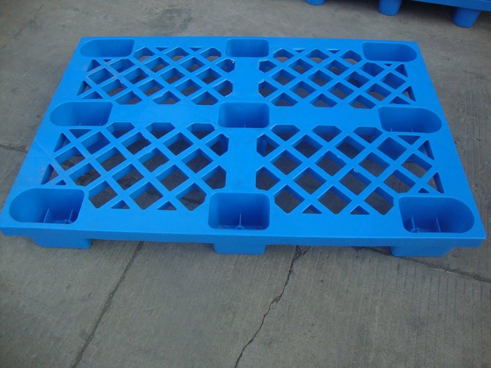 Blue Plastic Pallet
