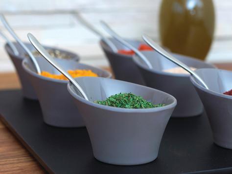 Herbs Displays