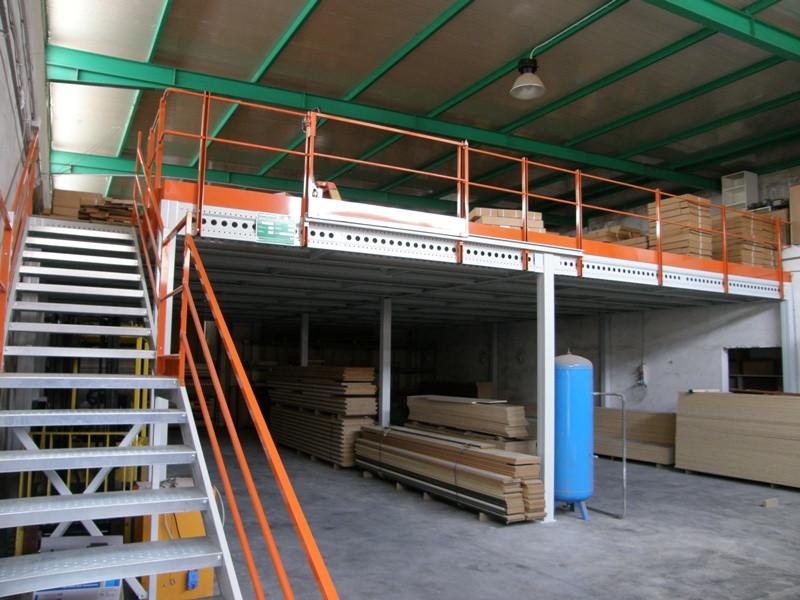 Soppalco / Mezzanine