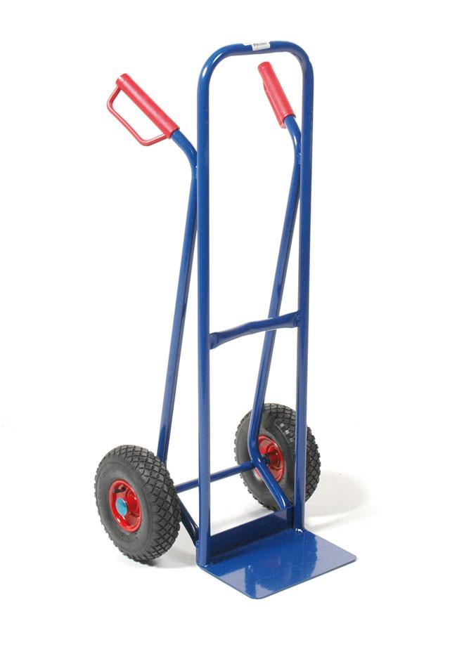 Heavy-Duty Warehouse Trolley